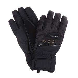 Перчатки сноубордические женские  Astra Glove Black Pow. Цвет: черный