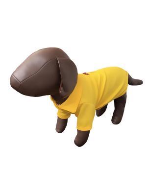 Жилет для животных Pet's Fashion. Цвет: желтый