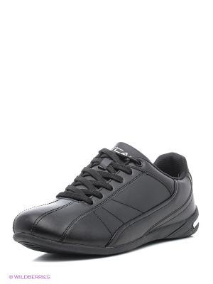 Ботинки Escan. Цвет: черный