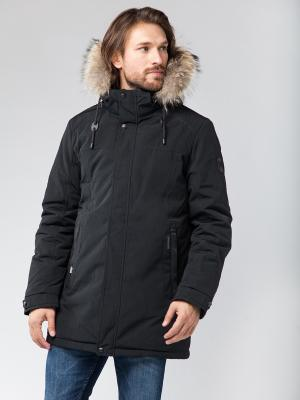 Куртка Malinardi. Цвет: черный