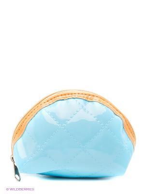 Кошелек Migura. Цвет: голубой, бежевый