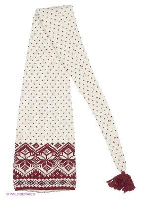Шапка-шарф Scandica. Цвет: бордовый