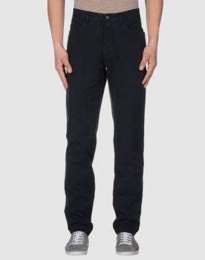 Повседневные брюки PORTLAND. Цвет: темно-синий