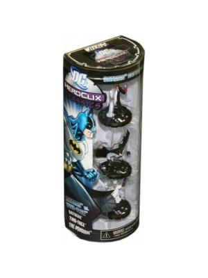 Фигурка Heroclix DC Classics Batman Vs Two Face Battle Pack Neca. Цвет: черный