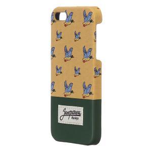 Чехол для iPhone  Дичь 6/6s Beige/Green Запорожец. Цвет: коричневый,зеленый