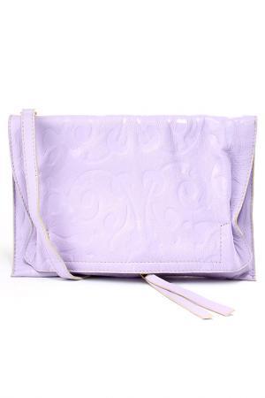 Сумка Gaude. Цвет: фиолетовый