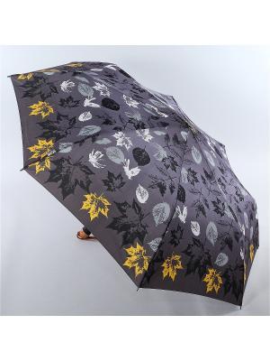 Зонт Airton. Цвет: серый, белый, желтый
