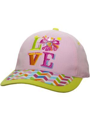 Бейсболки YO!. Цвет: бледно-розовый