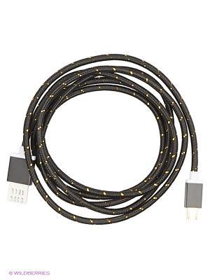 Кабель-переходник микро-USB Black (CB110-UMU-15B) WIIIX 1,5 m. Цвет: черный