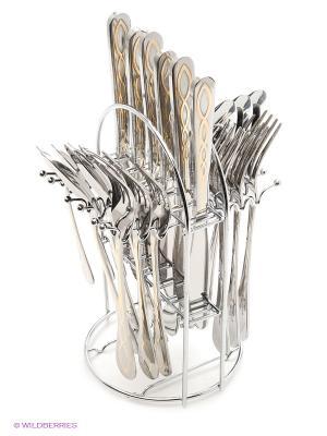 Набор столовых приборов Bekker. Цвет: белый