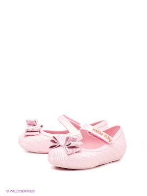 Балетки Ipanema. Цвет: розовый