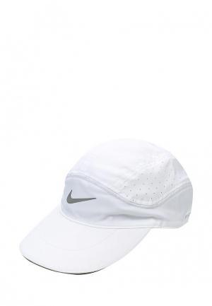 Бейсболка Nike. Цвет: белый
