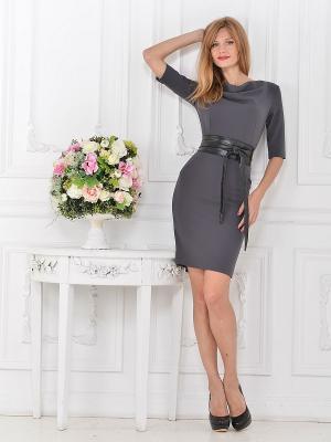 Платье Katerina Bleska&Tamara Savin. Цвет: серый