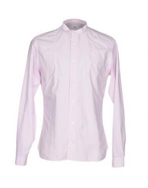 Pубашка DANOLIS. Цвет: розовый