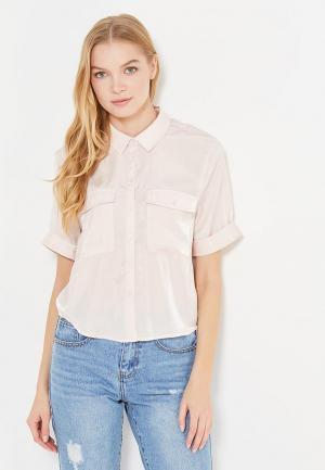 Блуза Jennyfer. Цвет: розовый