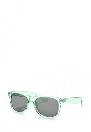 Очки солнцезащитные d-Struct. Цвет: мятный