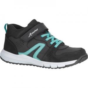 Обувь Для Спортивной Ходьбы Protect 560 Дет. Темно-серая/бирюзовая NEWFEEL