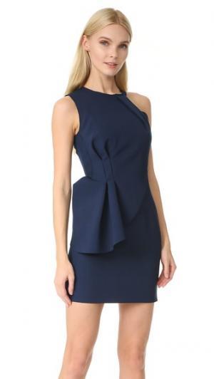 Платье Quinto AQ/AQ. Цвет: глубокий морской