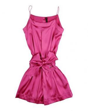 Платье MANILA GRACE. Цвет: фуксия