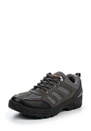 Ботинки Leerd. Цвет: серый