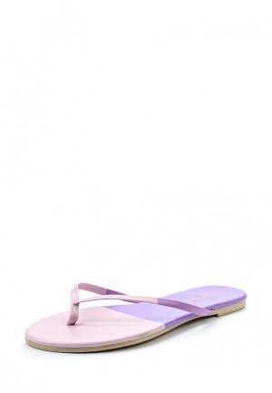 Сланцы Sweet Shoes. Цвет: розовый