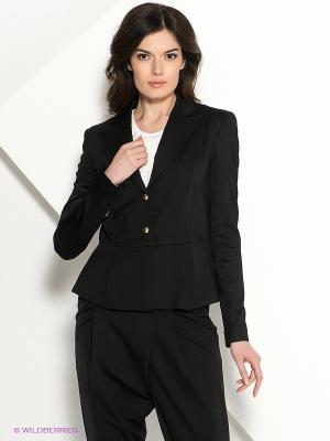 Пиджак Tuwe. Цвет: черный