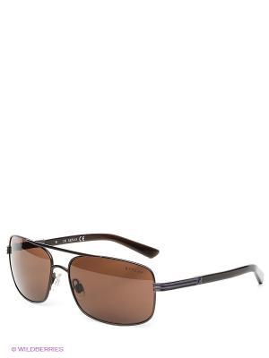 Солнцезащитные очки RE 363S 49E Replay. Цвет: коричневый