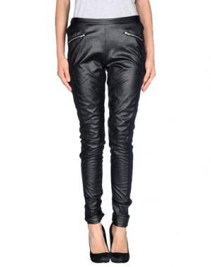 Повседневные брюки DANIELA FARGION. Цвет: черный