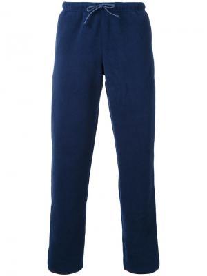 Спортивные штаны Synch Snap Patagonia. Цвет: синий