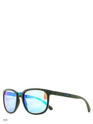 Очки солнцезащитные ARNETTE. Цвет: белый