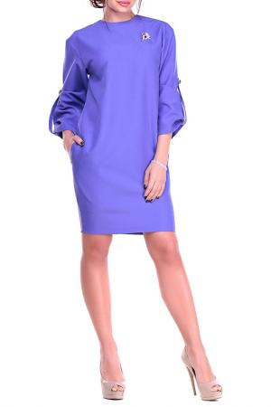 Платье Dioni. Цвет: фиолетовый