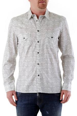 Shirt Richmond Denim. Цвет: white