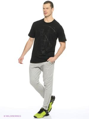 Брюки Mod Fit Sweat Adidas. Цвет: серый