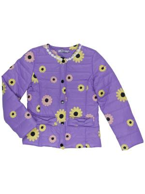 Куртка Born. Цвет: фиолетовый
