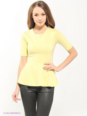 Кофточка New Look. Цвет: желтый
