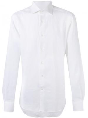 Classic shirt Corneliani. Цвет: белый