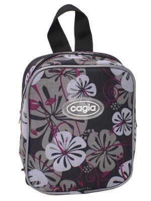 Рюкзак детский 604933 CAGIA. Цвет: серый