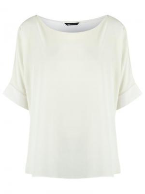 Silk blouse Uma | Raquel Davidowicz. Цвет: белый
