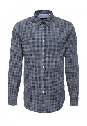 Рубашка Trussardi Jeans. Цвет: синий