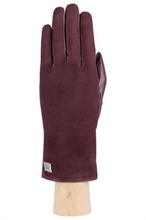 Перчатки Eleganzza. Цвет: вишневый