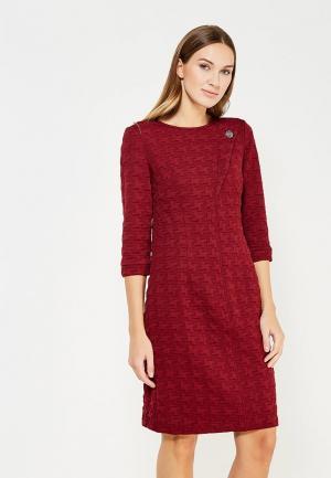 Платье MadaM T. Цвет: бордовый
