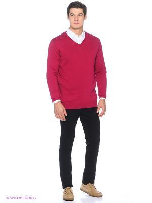 Пуловер Reserved. Цвет: красный
