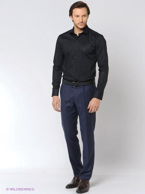 Рубашка Gualtiero. Цвет: черный