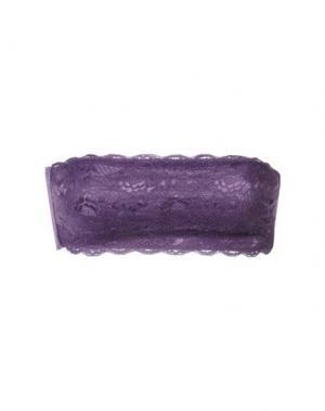 Бюстгальтер COSABELLA. Цвет: фиолетовый