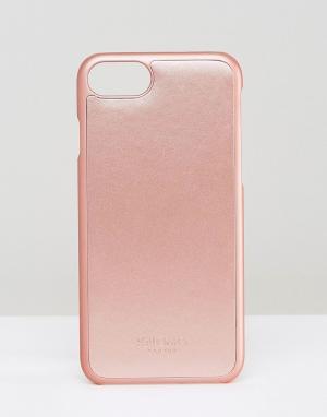 Knomo Чехол для IPhone 7. Цвет: золотой