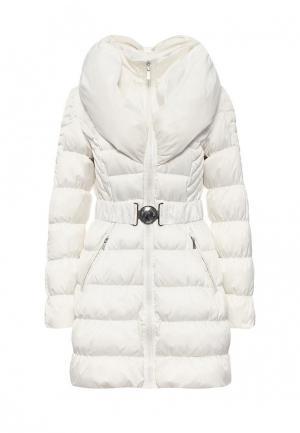 Куртка утепленная Dawn Levy New York. Цвет: белый