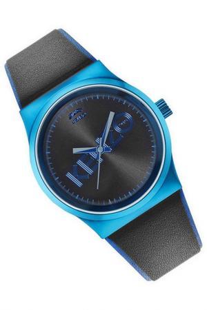 Часы Kenzo. Цвет: черный