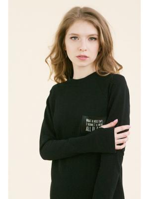 Платье All black (KW3) (S (40-42)) MONOROOM