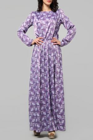 Платье Kata Binska. Цвет: сиреневый