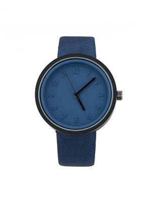 Часы наручные Feifan. Серия Deeper Feifan. Цвет: синий